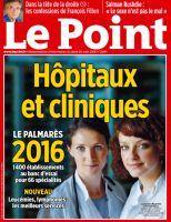 Dossier spécial palmarès 2016 des hôpitaux et cliniques