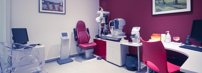 Centre ophtalmologique des Arceaux à Montpellier
