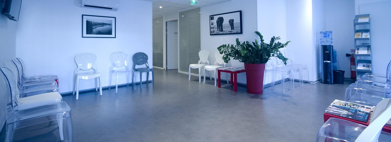 Centre d'ophtalmologie SOS Rétine à Montpellier