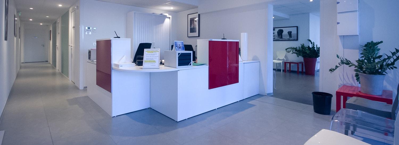 Secrétariat Centre ophtalmologie SOS Rétine à Montpellier